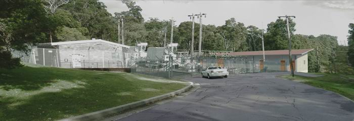 New Lambton substation artists impression