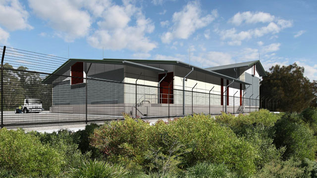 canterbury substation artists impression