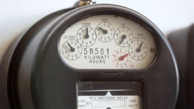 How to read a meter - Ausgrid