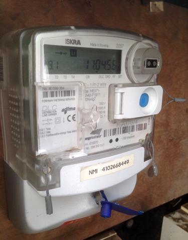 Type of meters - Ausgrid